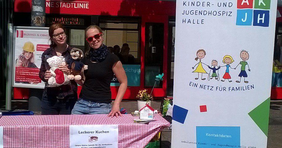 Spenden Kinderhospiz Ehrenamt