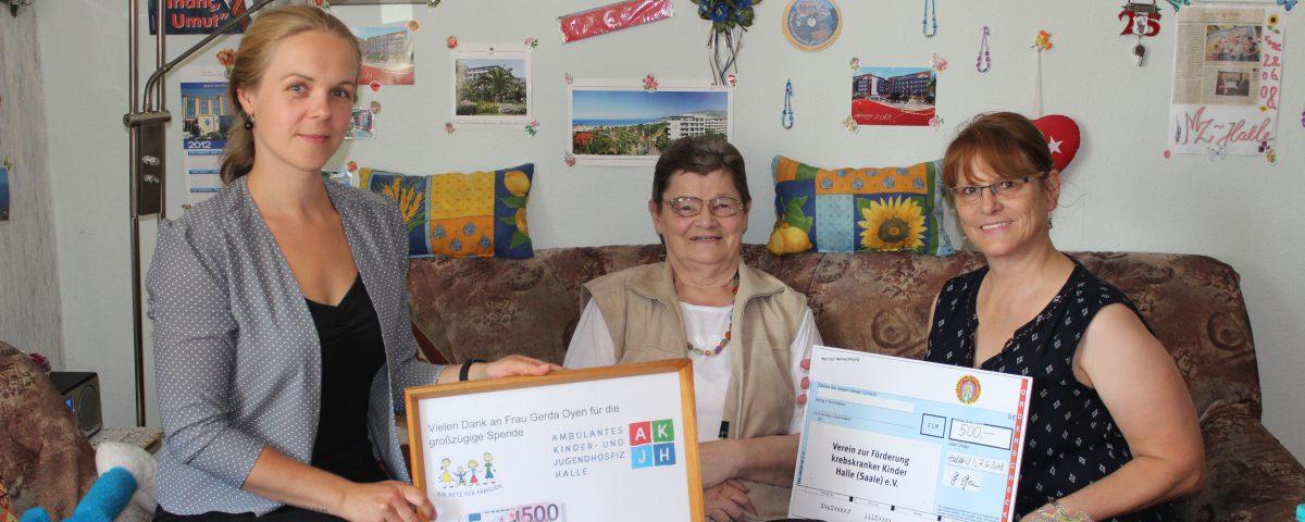 Ehrenamt Kinder Familien Hospiz