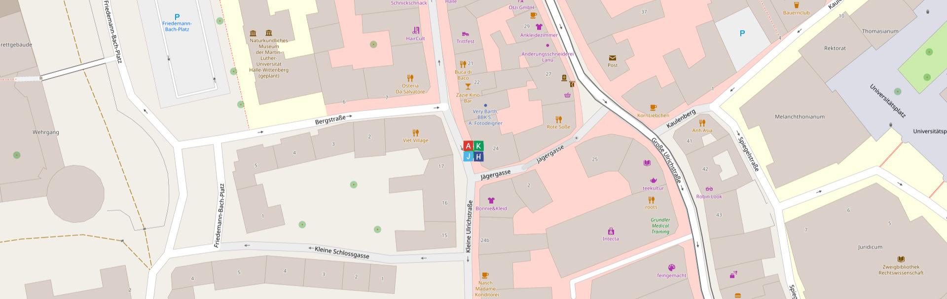 © OpenStreetMap-Mitwirkende | https://www.openstreetmap.org/copyright